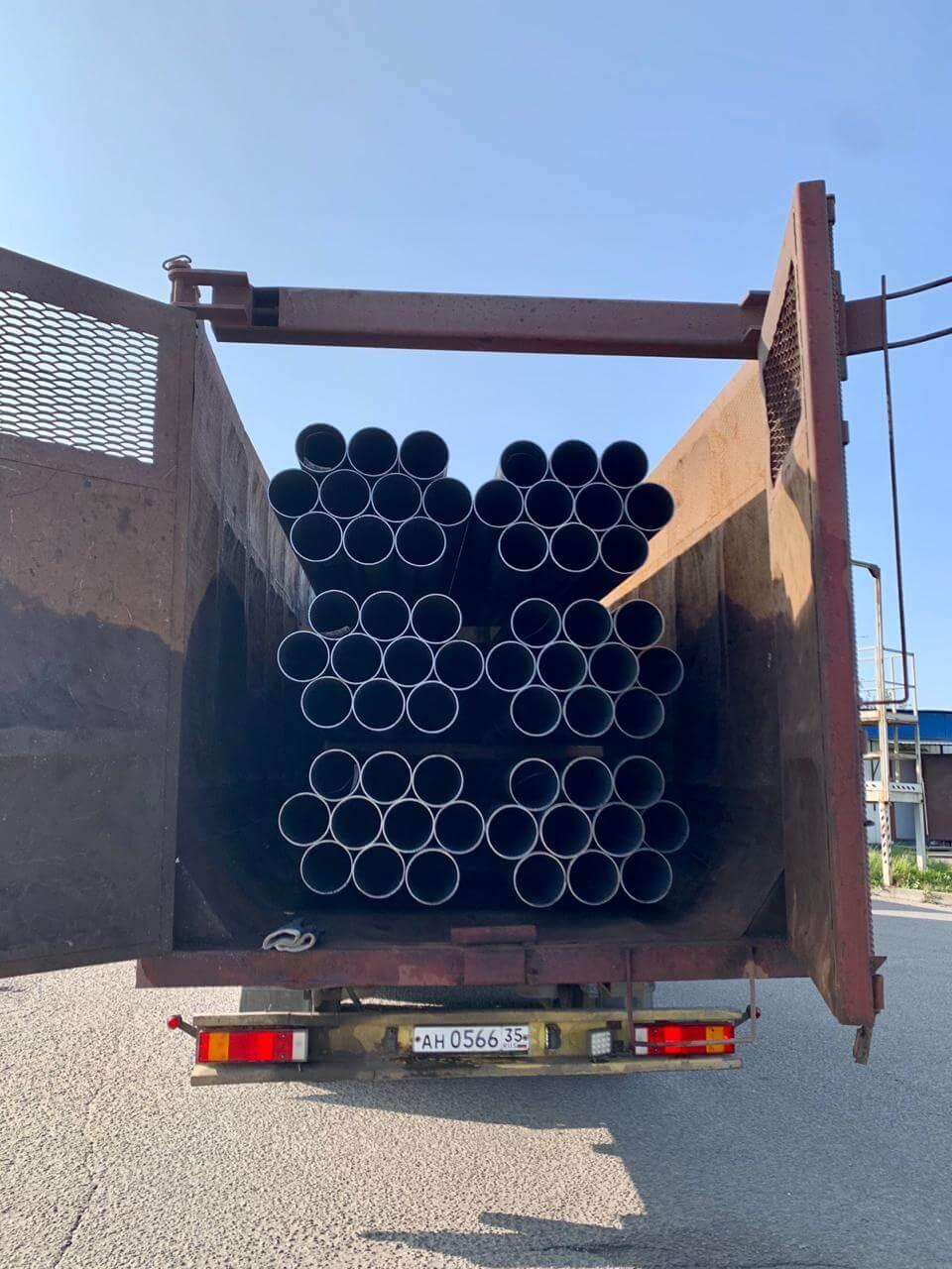 Перевозка металлопроката Вологда