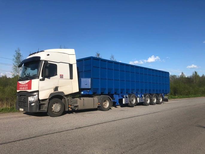 Перевозка металлолома Вологда